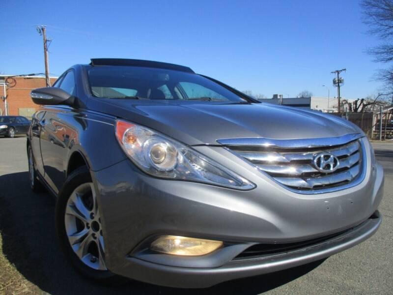 2012 Hyundai Sonata for sale at A+ Motors LLC in Leesburg VA