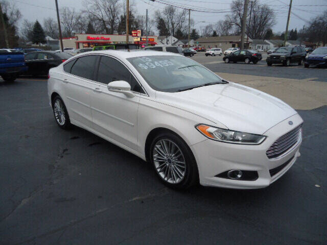 2013 Ford Fusion for sale at Tom Cater Auto Sales in Toledo OH