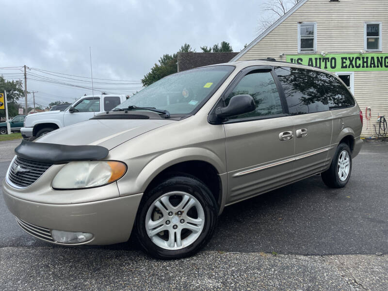 2003 Chrysler Town and Country for sale at J's Auto Exchange in Derry NH