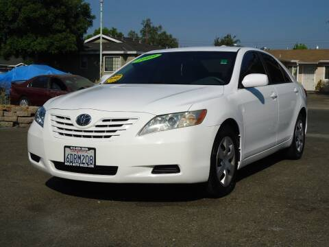 2009 Toyota Camry for sale at Moon Auto Sales in Sacramento CA