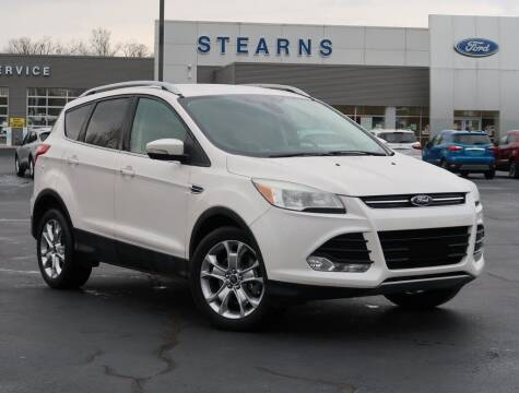2014 Ford Escape for sale at Stearns Ford in Burlington NC