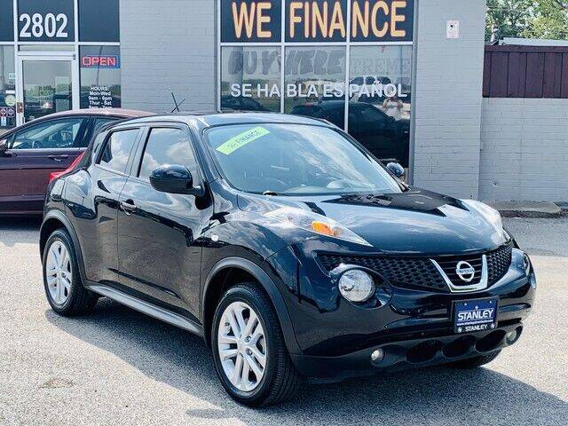 2013 Nissan JUKE for sale at Stanley Direct Auto in Mesquite TX