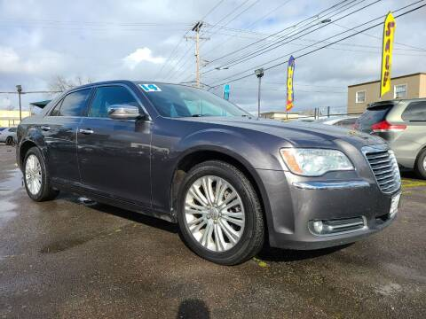 2014 Chrysler 300 for sale at Universal Auto Sales in Salem OR