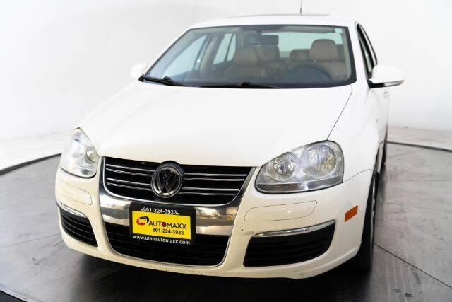 2007 Volkswagen Jetta for sale at AUTOMAXX MAIN in Orem UT