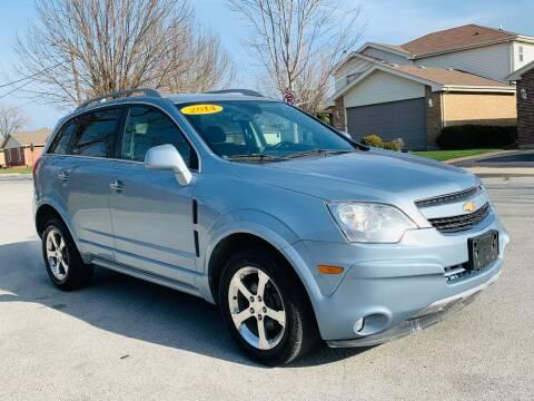 2014 Chevrolet Captiva Sport for sale at Posen Motors in Posen IL
