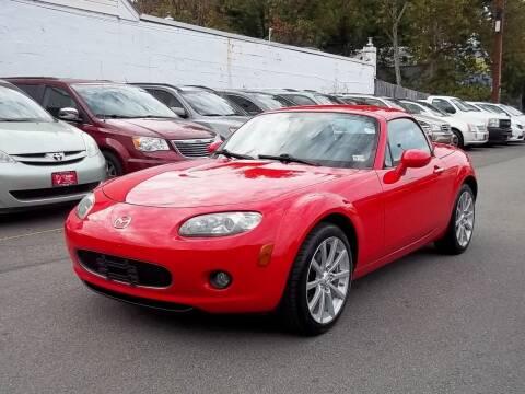2008 Mazda MX-5 Miata for sale at 1st Choice Auto Sales in Fairfax VA