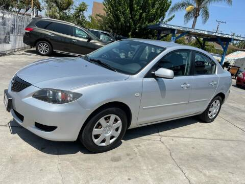 2006 Mazda MAZDA3 for sale at Olympic Motors in Los Angeles CA