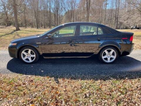 2005 Acura TL for sale at Mater's Motors in Stanley NC