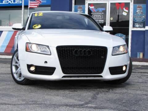 2012 Audi A5 for sale at VIP AUTO ENTERPRISE INC. in Orlando FL