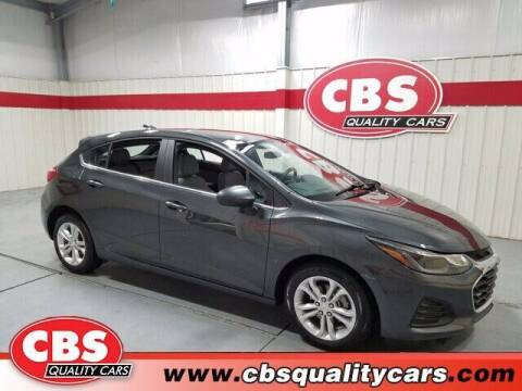 2019 Chevrolet Cruze for sale at CBS Quality Cars in Durham NC
