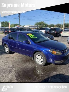 2006 Chevrolet Cobalt for sale at Supreme Motors in Tavares FL