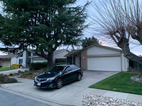 2012 Toyota Camry for sale at Blue Eagle Motors in Fremont CA