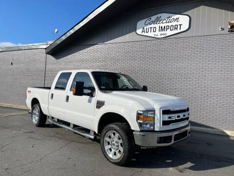 2008 Ford F-250 Super Duty for sale at Collection Auto Import in Charlotte NC