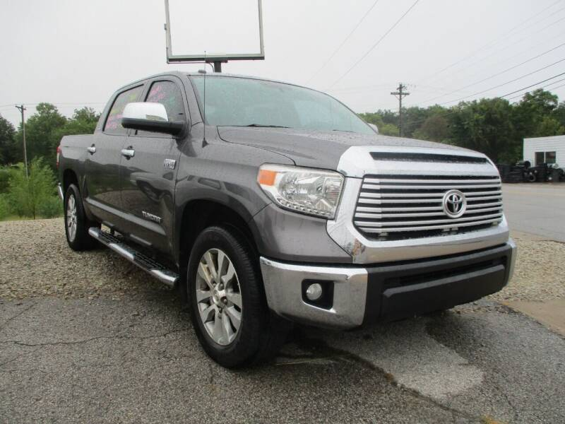 2014 Toyota Tundra for sale at Schrader - Used Cars in Mt Pleasant IA
