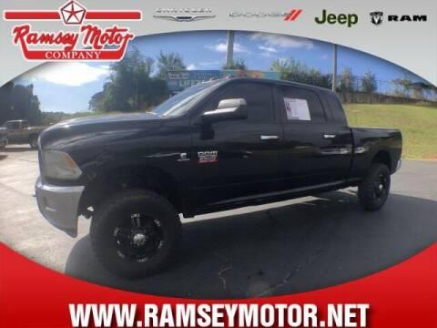 2010 Dodge Ram Pickup 2500 for sale at RAMSEY MOTOR CO in Harrison AR