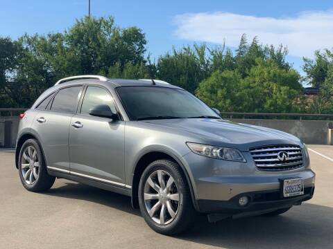 2004 Infiniti FX35 for sale at AutoAffari LLC in Sacramento CA