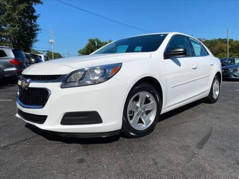 2014 Chevrolet Malibu for sale at iDeal Auto in Raleigh NC