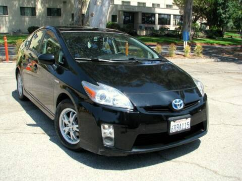 2011 Toyota Prius for sale at Used Cars Los Angeles in Los Angeles CA