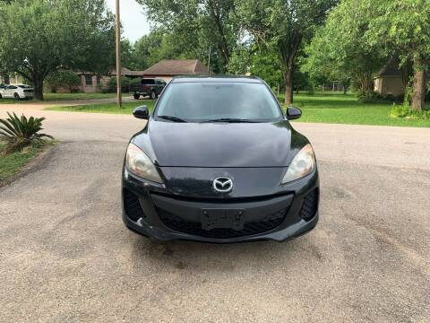 2012 Mazda MAZDA3 for sale at CARWIN MOTORS in Katy TX