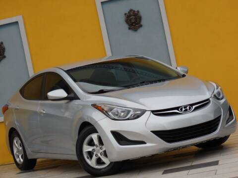 2014 Hyundai Elantra for sale at Paradise Motor Sports LLC in Lexington KY