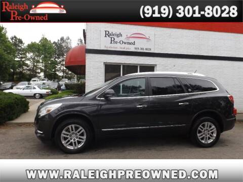 2014 Buick Enclave for sale at Raleigh Pre-Owned in Raleigh NC