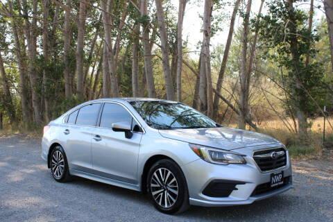 2019 Subaru Legacy for sale at Northwest Premier Auto Sales in West Richland WA