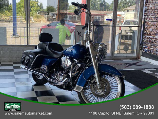 2006 Harley-Davidson Road King for sale at Salem Auto Market in Salem OR
