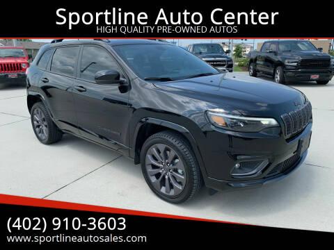 2020 Jeep Cherokee for sale at Sportline Auto Center in Columbus NE