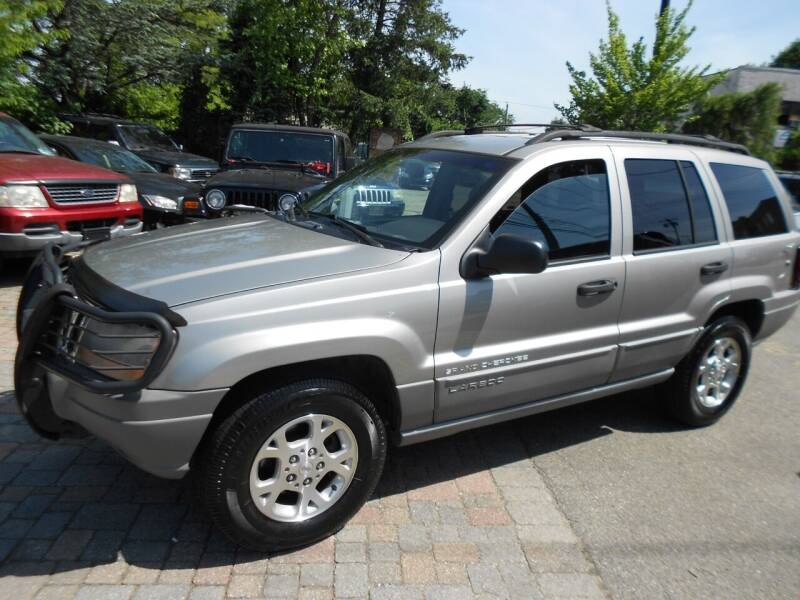 2000 Jeep Grand Cherokee for sale at Precision Auto Sales of New York in Farmingdale NY