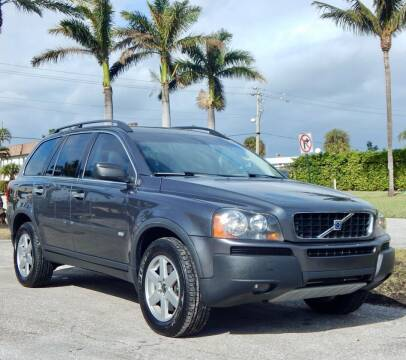2006 Volvo XC90 for sale at VE Auto Gallery LLC in Lake Park FL