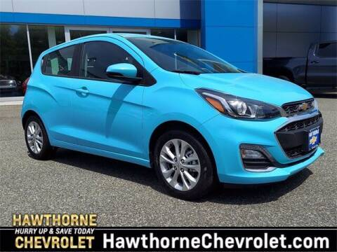 2021 Chevrolet Spark for sale at Hawthorne Chevrolet in Hawthorne NJ