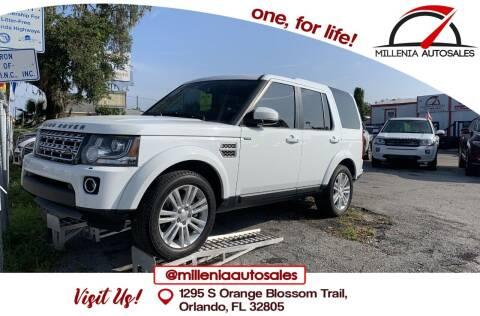 2014 Land Rover LR4 for sale at Millenia Auto Sales in Orlando FL