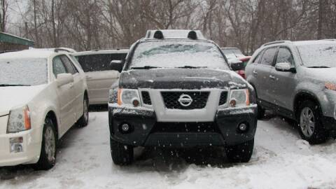 2012 Nissan Xterra for sale at Griffon Auto Sales Inc in Lakemoor IL
