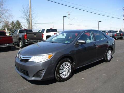 2014 Toyota Camry for sale at FINAL DRIVE AUTO SALES INC in Shippensburg PA