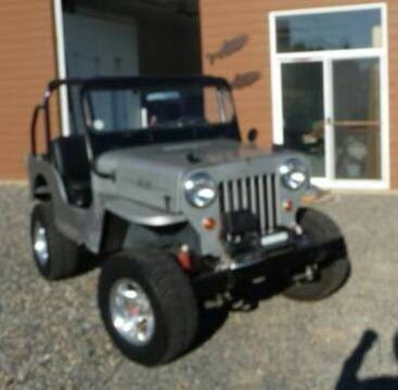 1964 Jeep CJ-7 for sale at Classic Car Deals in Cadillac MI
