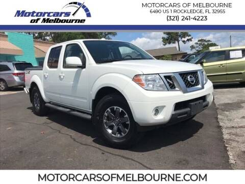 2016 Nissan Frontier for sale at Motorcars of Melbourne in Rockledge FL
