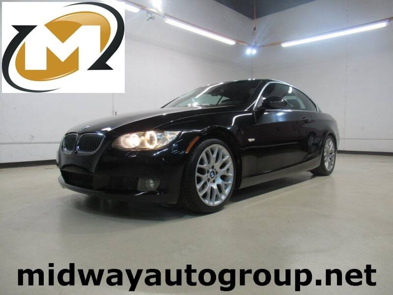 2008 BMW 3 Series for sale at Midway Auto Group in Addison TX