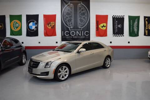 2016 Cadillac ATS for sale at Iconic Auto Exchange in Concord NC