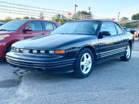 1995 Oldsmobile Cutlass Supreme for sale at Affordable Auto Sales in Cambridge MN