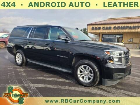 2020 Chevrolet Suburban for sale at R & B Car Company in South Bend IN