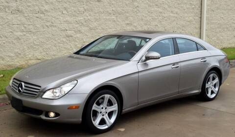 2006 Mercedes-Benz CLS for sale at Raleigh Auto Inc. in Raleigh NC