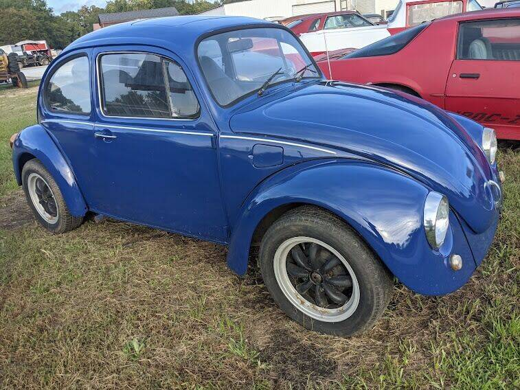 1974 Volkswagen Beetle for sale at Classic Cars of South Carolina in Gray Court SC