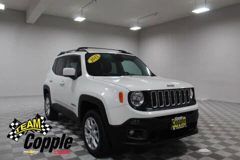 2015 Jeep Renegade for sale at Copple Chevrolet GMC Inc in Louisville NE
