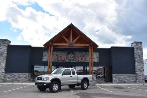 2002 Toyota Tacoma for sale at JW Auto Sales LLC in Harrisonburg VA