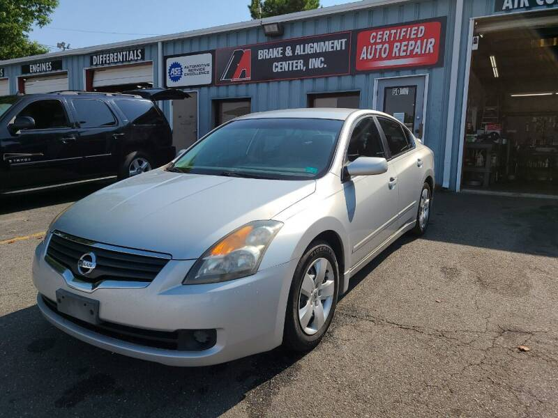 2007 Nissan Altima for sale at B & A Automotive Sales in Charlotte NC