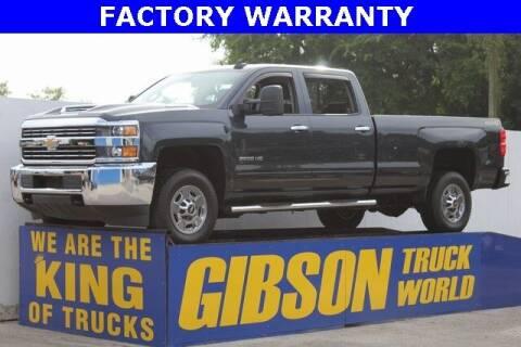 2017 Chevrolet Silverado 2500HD for sale at Gibson Truck World in Sanford FL