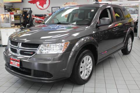 2015 Dodge Journey for sale at Windy City Motors in Chicago IL