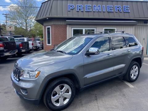2013 Jeep Grand Cherokee for sale at Premiere Auto Sales in Washington PA