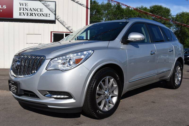 2014 Buick Enclave for sale at Dealswithwheels in Inver Grove Heights MN