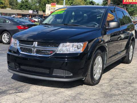 2018 Dodge Journey for sale at Apex Knox Auto in Knoxville TN